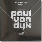 Paul Van Dyk - Best Of 2009 Remixes Part 1