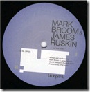 Mark Broom & James Ruskin - No Time Soon techno