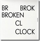 CHALLENGE - Broken Clock(House)