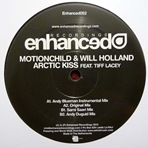 Motionchild and Will Holland Feat. Tiff Lacey - Artic Kiss trance enhanced052