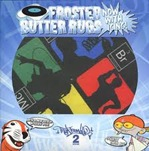 Q-Bert - Frosted Butter Rugs - 4 Elements