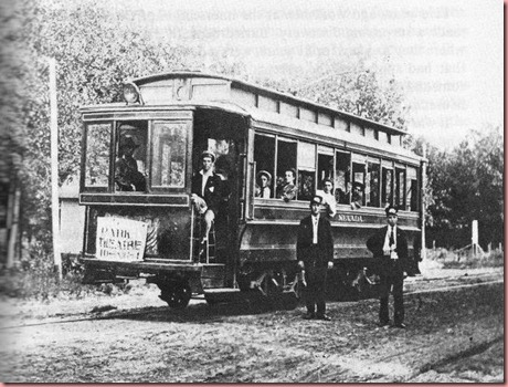 Nevada-trolley
