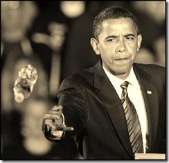 Obama agua