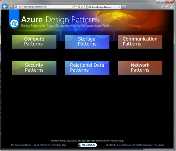 AzureDesignPatterns