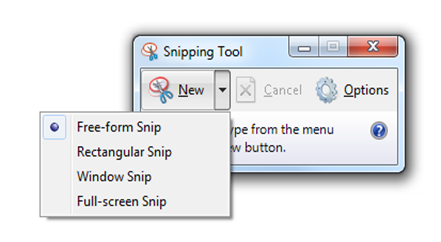 Download Free Snipping Tool For Windows 7