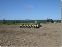 Grain drills