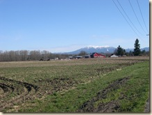 Snow capped Pilchuck