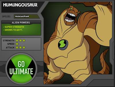 Humungousaur Ben 10