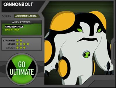 Cannonbolt Ben 10