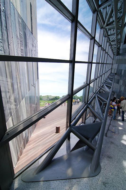 [建築. 空間] 蘭陽博物館. 宜蘭酒廠. 員山機堡. 梅津生態棧道