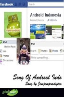 Screenshot of Song Of Android Indonesia