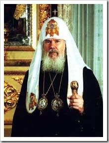 Помер Святійший Патріарх Московський і всієї Русі Алексій II