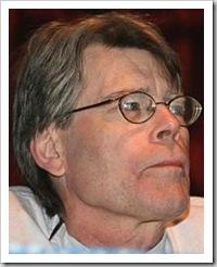 Стівен Едвін Кінг, письменник-фантаст. Фото з Вікипедії