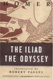 «Илиада» и «Одиссея» Гомер // homer iliad odyssey book