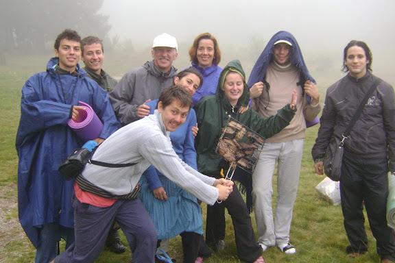 Éberség : Szent Anna tó - a csapat