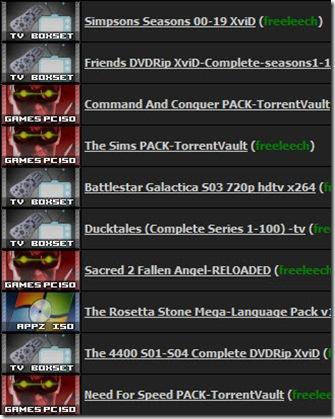 torrentvault packs