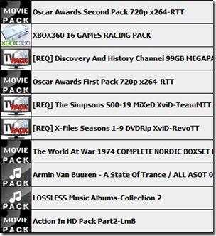 revtt packs