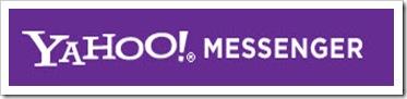 yahoo messenger logo