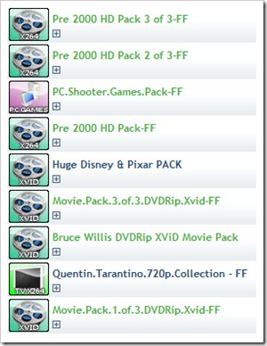 funfile packs