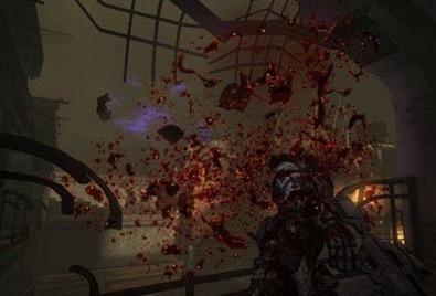 F.E.A.R. 2 Blood Violence Gore