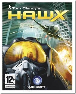 H.A.W.X cover