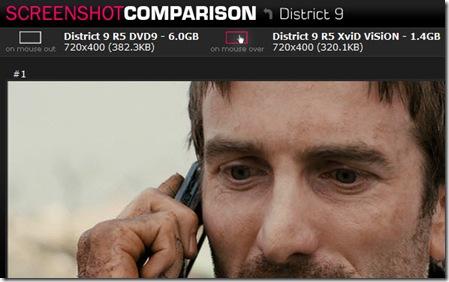 District9 Comparison