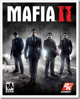 Mafia 2 Cover Image Box Art