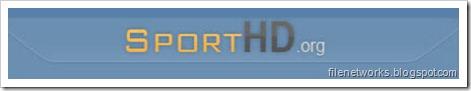 SportHD Logo
