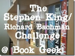 The Stephen King Challenge