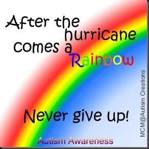 hurricane rainbow
