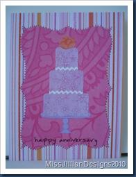 Wedding Cake - Front