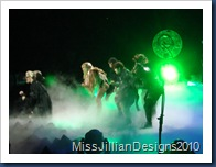 Lady Gaga's dance moves