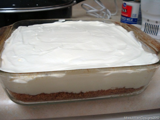 Creamy Lemon Dessert