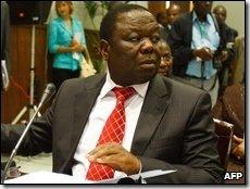 PM Tsvangirai