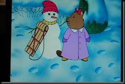 snowman movie
