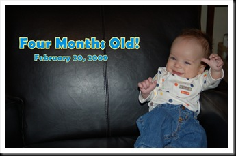 Four Months Old