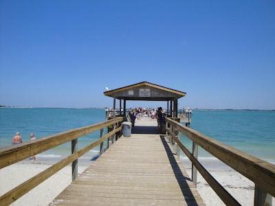 The sanibel fishing pier is a great place ocean 39 s reach for Sanibel fishing pier