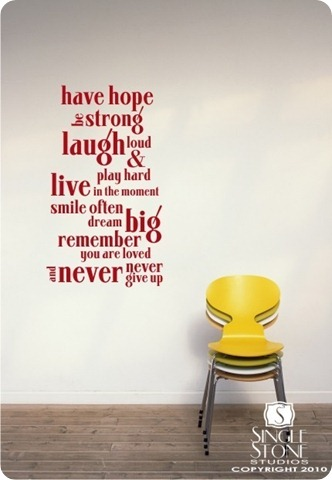 quote for wall