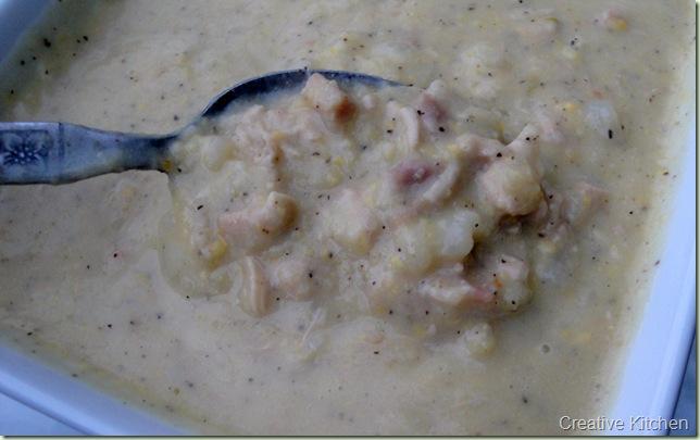 Corn Bacon Chowder