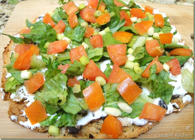 Flat Bread Pizza2