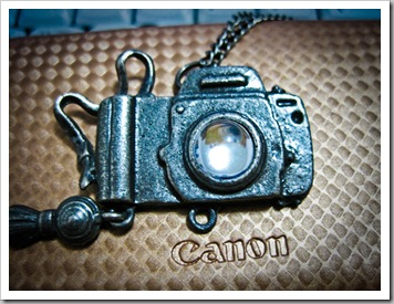 Camera Pendant