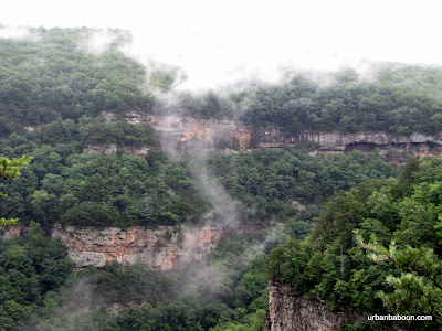 the Clouds of CLoudland Canyon