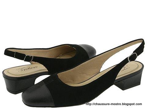 Chaussure mostro:Logo559265