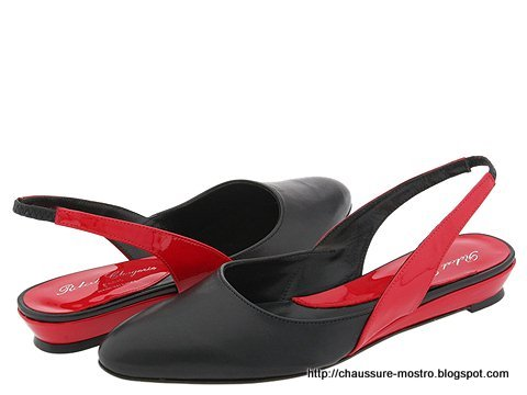 Chaussure mostro:N698-559174