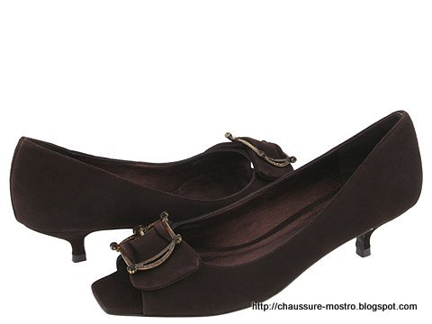 Chaussure mostro:W067-559184