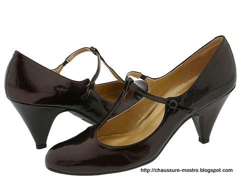 Chaussure mostro:UF559205