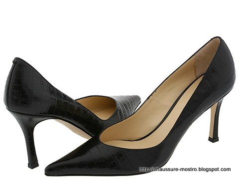 Chaussure mostro:D316-559467