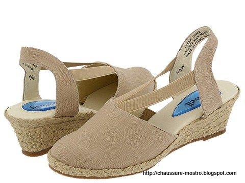Chaussure mostro:Q883-559463