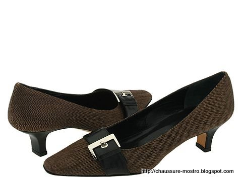 Chaussure mostro:J236-559324