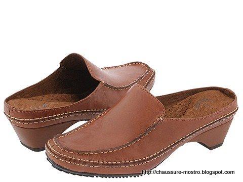 Chaussure mostro:W489-559370